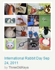 International Rabbit Day Sep 24, 2011