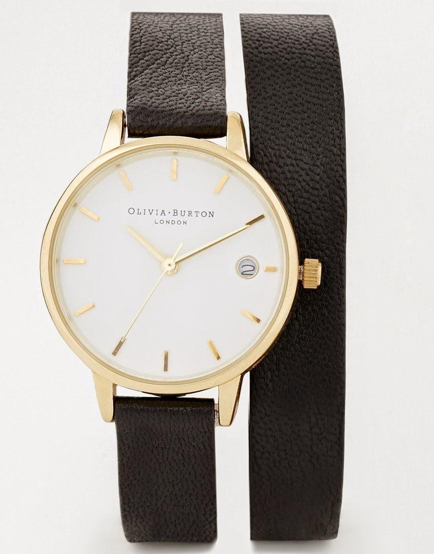 olivia burton wrap watch