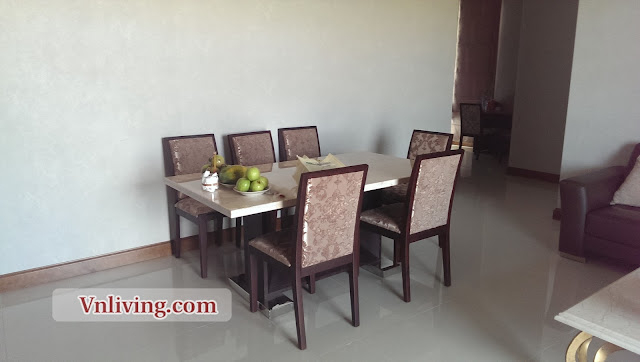 Apartment 2 bedrooms 124 sqm for lease in The Estella building