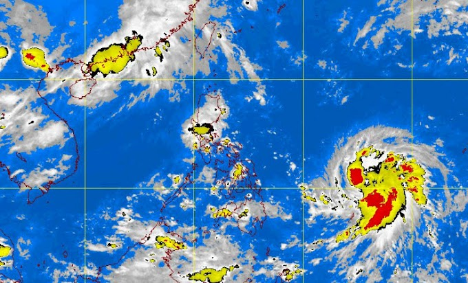 Tropical storm CHEDENG
