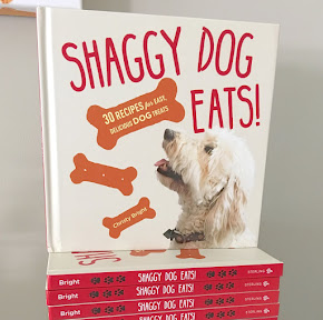 Buy Shaggy Dog Eats! Click the Cover.