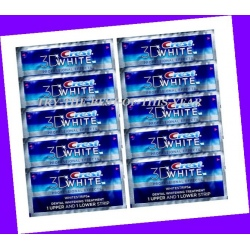 Crest whitening kits the effectiveness