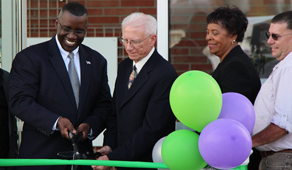 Health Sciences Facility Dedicated