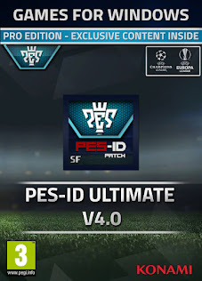 [ORDER] DVD PES-ID Ultimate Patch v4.0