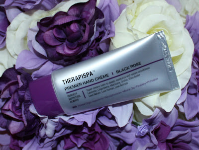 THERAPISPA Black Rose Premier Hand Crème