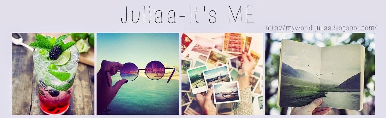 Juliaa-It's ME