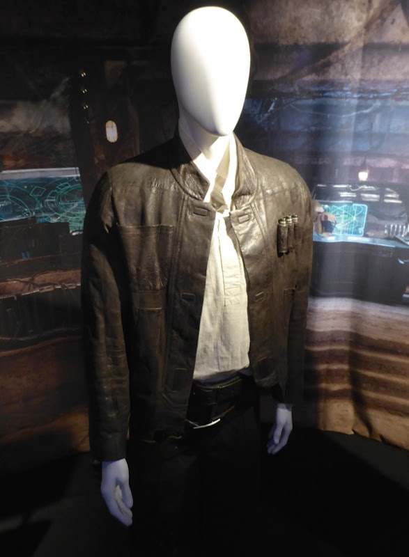 Han Solo jacket Star Wars Force Awakens