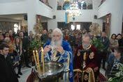 Η Εορτή των Θεοφανείων στην Ενορία μας 2019 (φωτογραφίες)