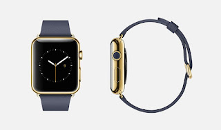 Apple Watch Edition et Android Wear