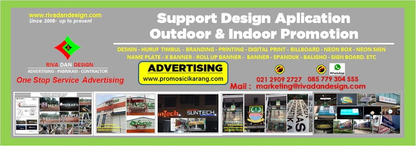 Advertising di Cikarang