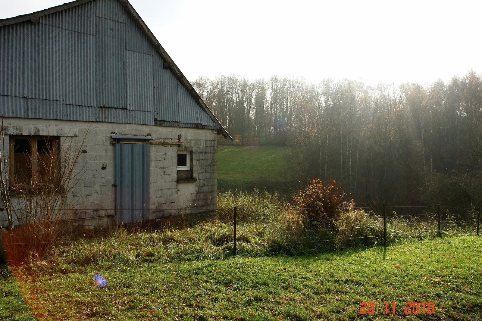 Vakantiehuisje franse ardennen: de verbouwing