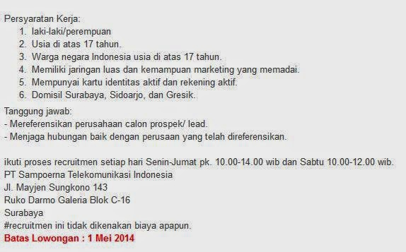 bursa-loker-surabaya-terbaru-mei-2014