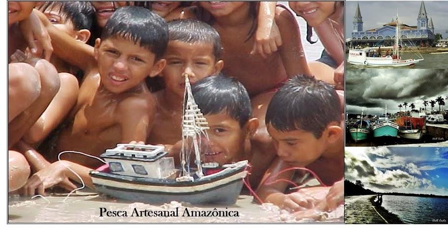 PESCA ARTESANAL AMAZÔNICA