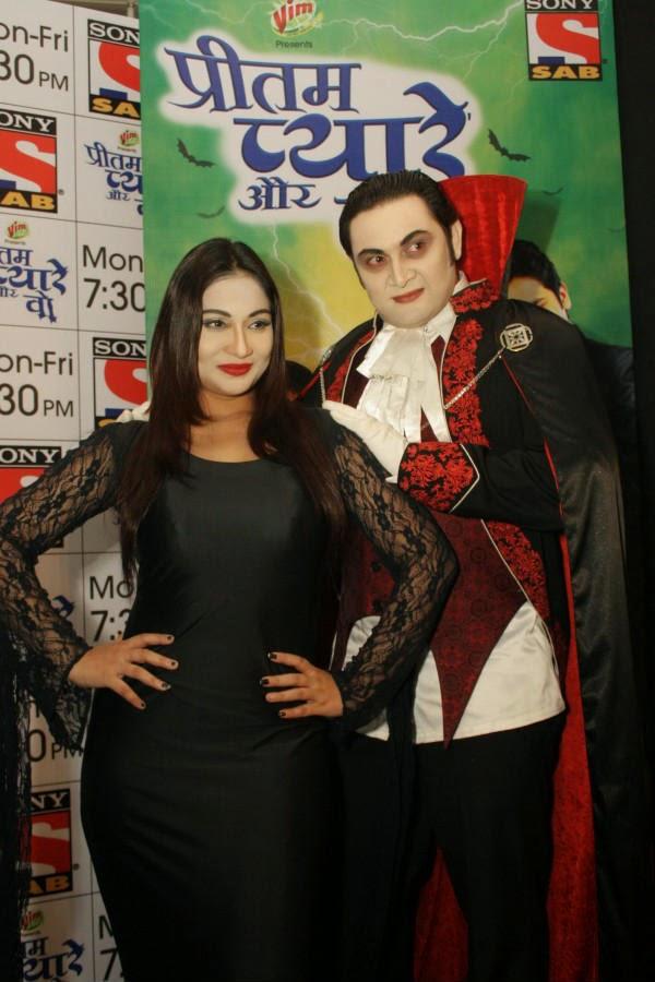 Rajesh Kumar and Melissa Pais
