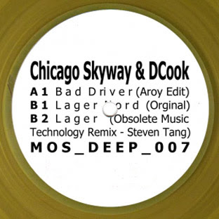 clubmusicsource.com Chicago Skyway & Dcook   Lager EP