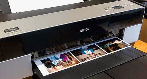 Epson Printer Not Printing On Photo Paper