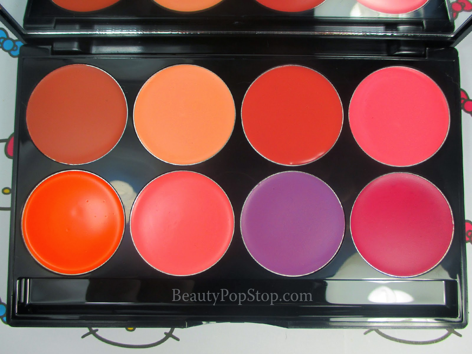 mehron cheek cream palette cream blushes swatches and review