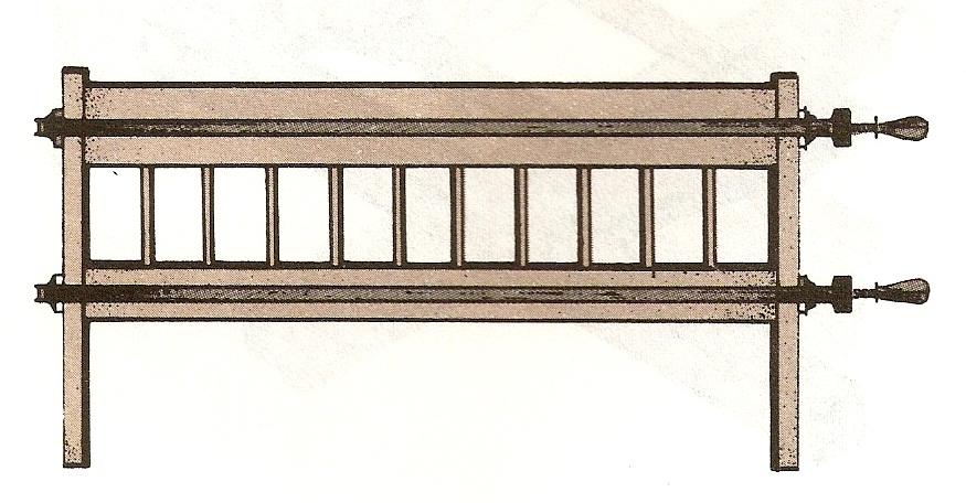 Muebles domoticos como se hace una cama en madera partes for Sargentos de madera