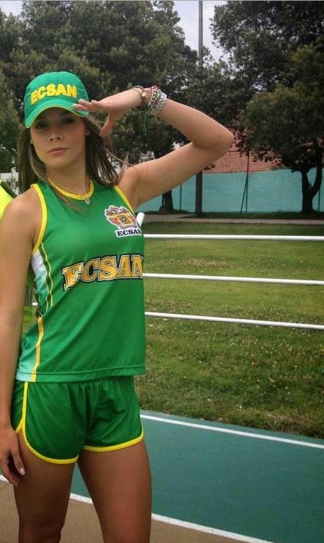 deportivamente Alejandra Buitrago