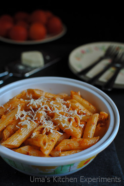 how to keep cooked pasta hot