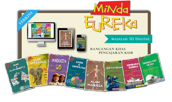 8 naskah majalah digital minda eureka buat pelajar kssr