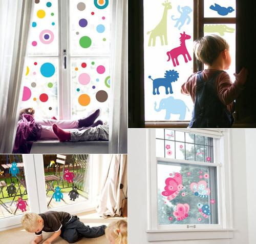 Romance a la ventana - Vinilos infantiles para cristales ...