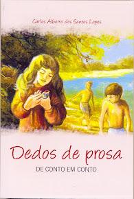 Livro: Dedos de prosa