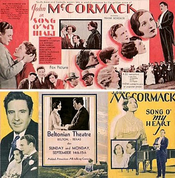 Song O' My Heart (1930) John McCormack, Maureen O'Sullivan $6.99 FREE ship