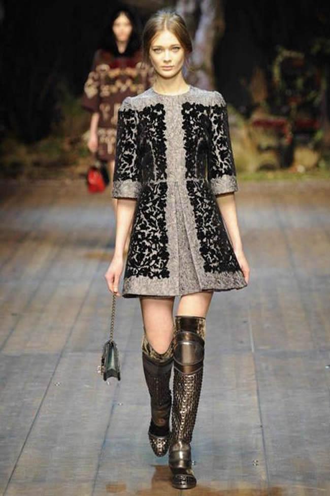 Fall Fashion Trend Grey