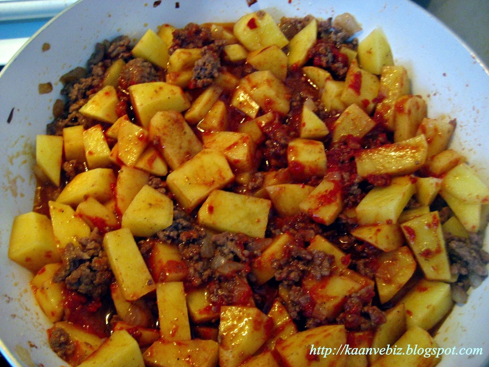 Tencerede Patates Oturtma Tarifi