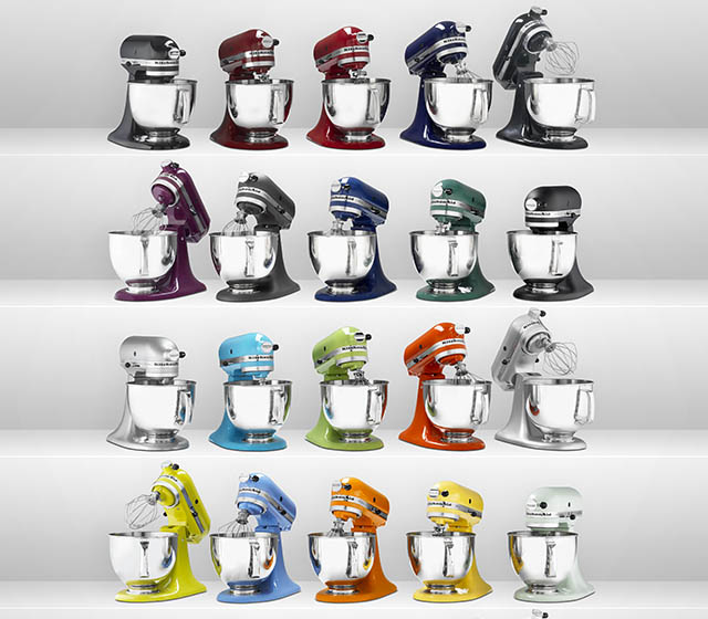 Barefeet In The Kitchen Kitchenaid Stand Mixer Giveaway