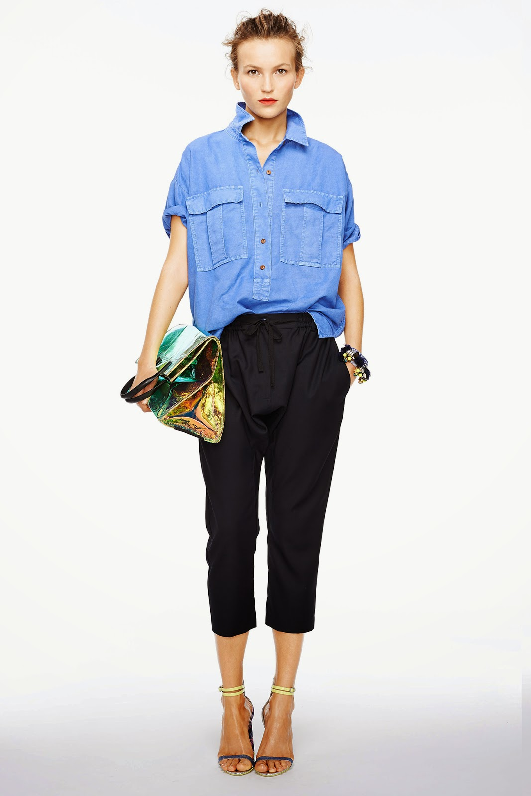 j crew aficionada j crew spring 2015 collection looks