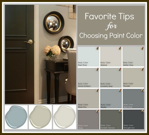 Gray Paint Colors for Bathrooms 524 x 474