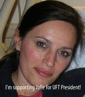 Julie for UFT President