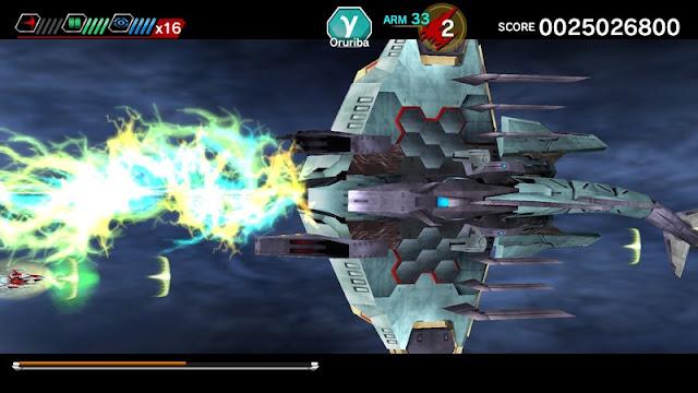 ¡Más madera para DariusBurst CS! Nuevas naves, niveles y un libro de arte digital...