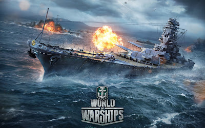World of Warships, videojuegos