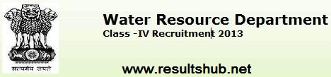 Jalgaon, Ahmednagar Recruitment 2013 - www.oasis.mkcl.org/wrdclass4