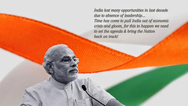 narender modi prime minister of india