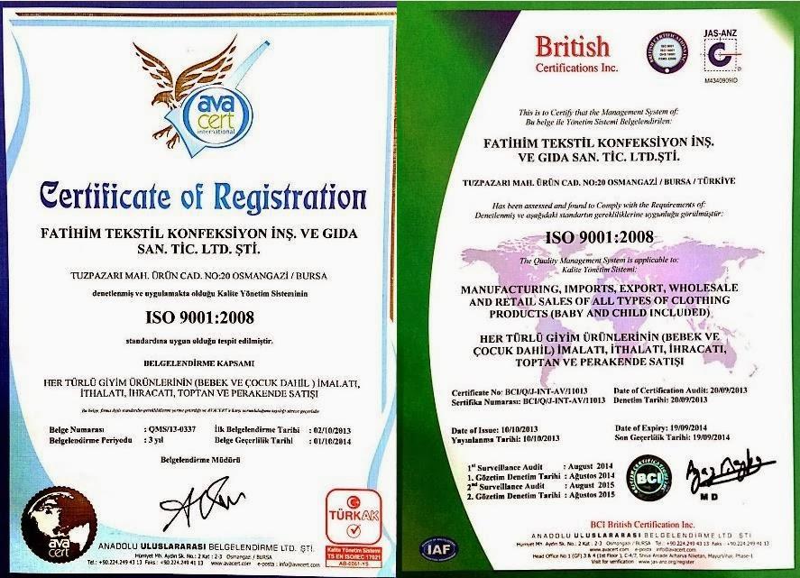 baby kids certificates