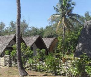 cheap Hotel in Gili Meno