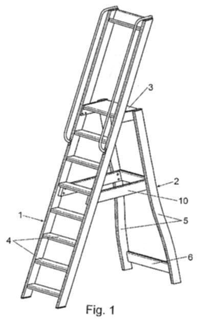 Tu blog de la salud en murcia las escaleras de mano han - Escaleras de mano ...
