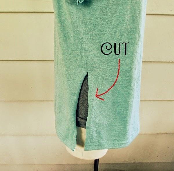faça você mesma sua t-shirt com tachas