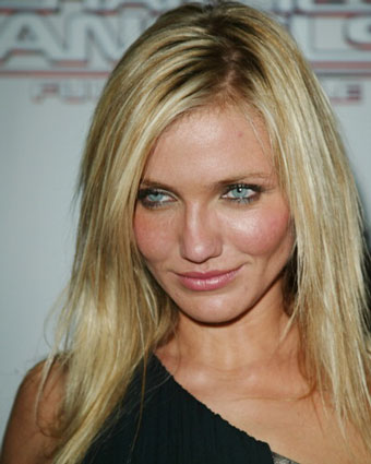 Cameron Diaz is taking on pregnancy on ...
