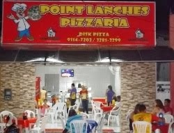 POINT LANCHES E PIZZARIA EM NOVA CRUZ