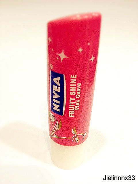 Review: Nivea Fruity Shine in Pink Guava