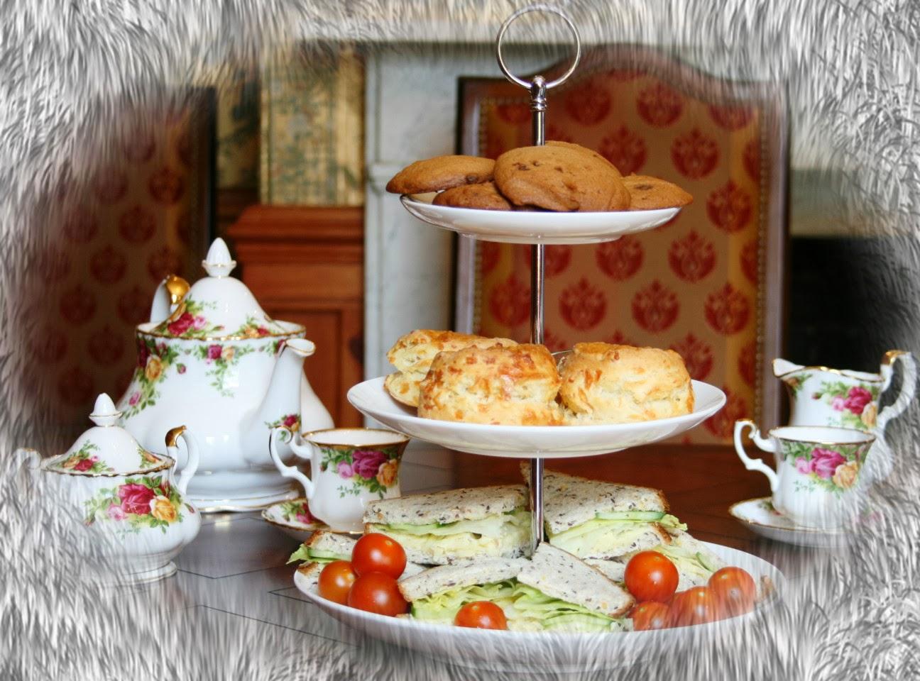 History Of Irish Tea Cake