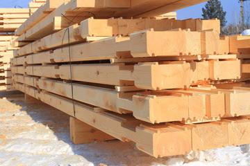 Сколько стоит профилированный брус для строительства нового загородного деревянного дома