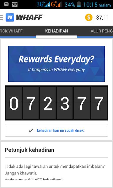 Aplikasi Android yang memberikan penghasilan dollar dengan mudah