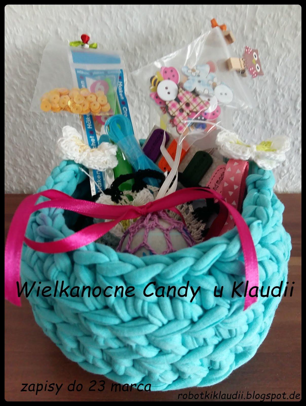 Wielkanocne Candy u Klaudii