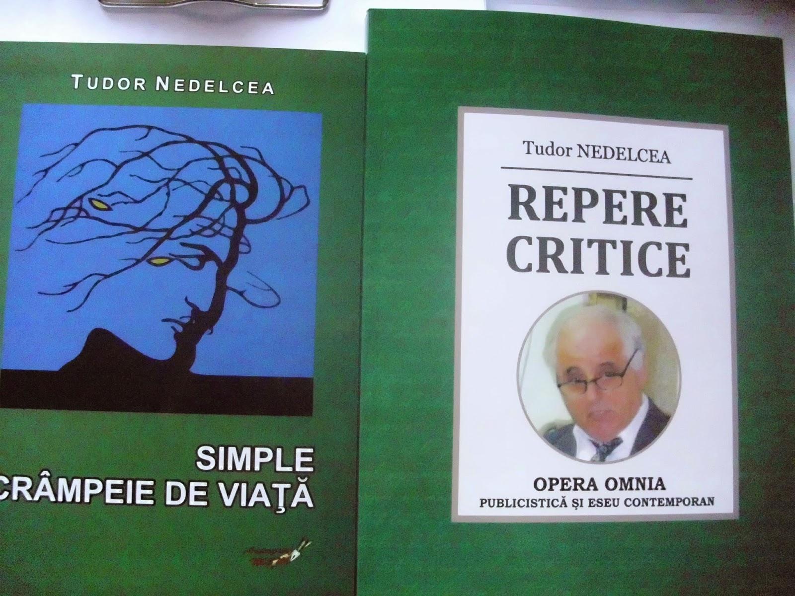 Tudor Nedelcea - Repere critice, Simple crampeie de viata
